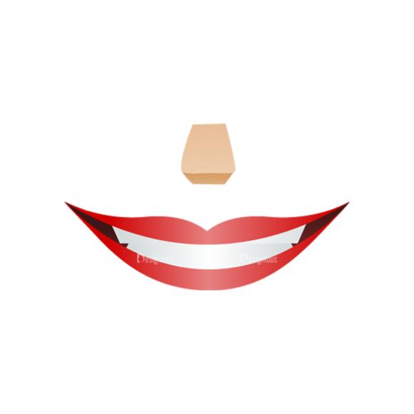 Vector Mascots Nurse Vector Mouth 47 vector mascots nurse vector mouth 47