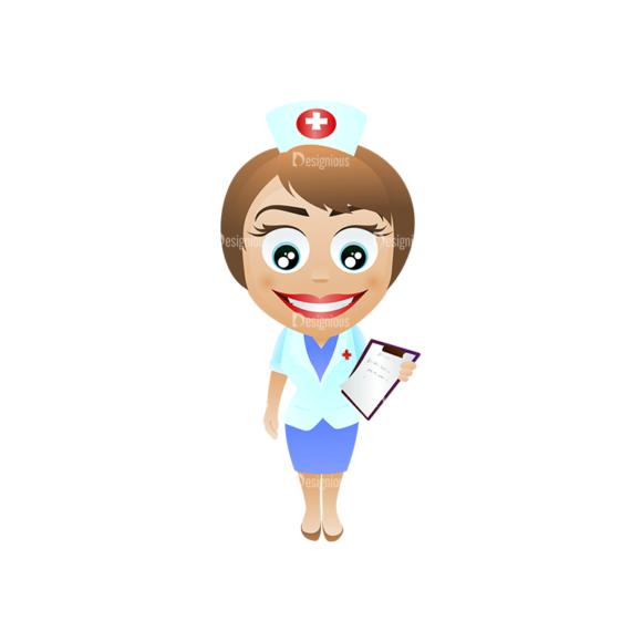 Vector Mascots Nurse Vector Nurse 20 vector mascots nurse vector nurse 20