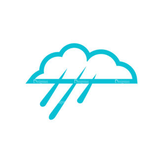 Weather Icon Set Vector Set 2 Vector Weather 03 Clip Art - SVG & PNG vector