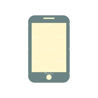 Web Developer Vector Cellphone Clip Art - SVG & PNG vector