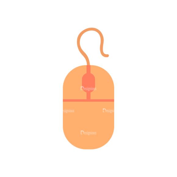 Web Developer Vector Mouse Clip Art - SVG & PNG vector