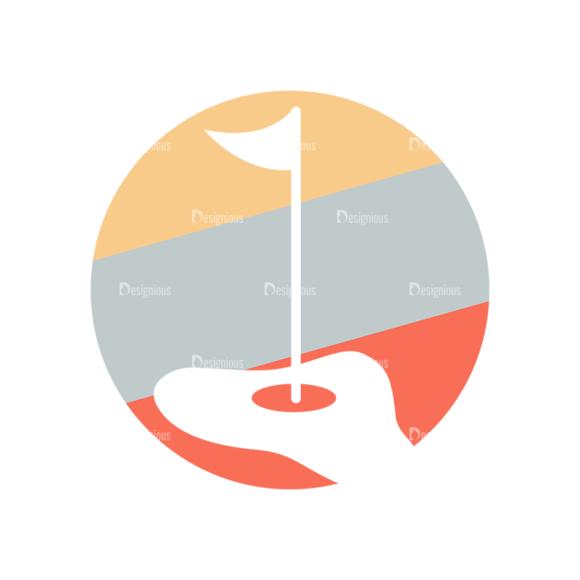 Web Icons Vector Set 2 Vector Golf Clip Art - SVG & PNG vector