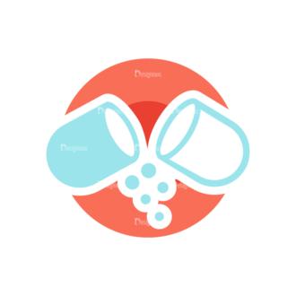 Web Icons Vector Set 2 Vector Medicine Clip Art - SVG & PNG vector