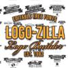 LetterZilla: The Super Premium Vector Alphabets LogoZilla