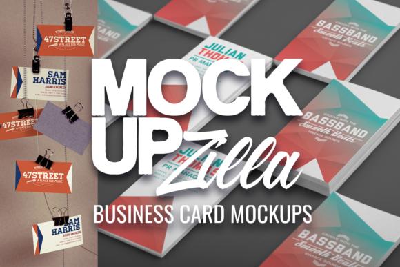 The Super Premium Photoshop Mock-Ups Collection MockupZilla