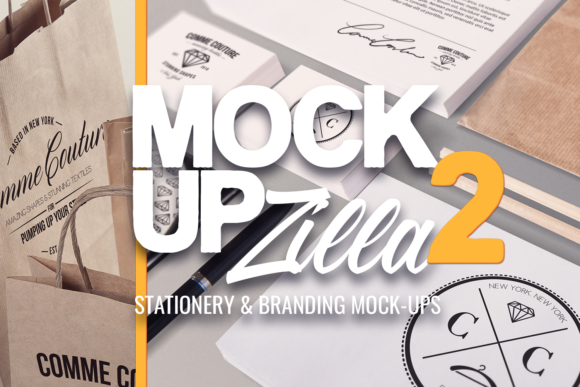 MockupZilla 2: The Super Premium Business Cards Collection MockupZilla2