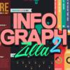 InfographZilla 3: The Easy-to-Use Super Premium Infographics Collection infographZilla2