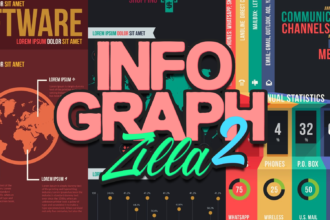 The Super Premium Infographics Bundle Zilla - Super Premium Bundles shopping