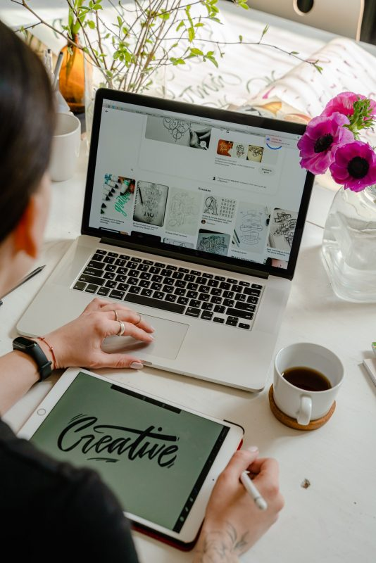 Graphic Design Services for Print Products 1