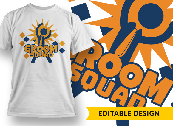 Groom Squad preview 10