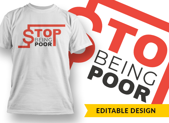 Stop Being Poor preview 49