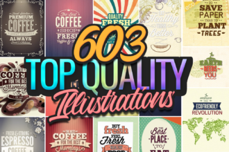 630 Top-Quality Vector Illustrations Zilla - Super Premium Bundles summer