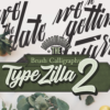 The Super Premium Print Templates Bundle typezilla 2 super premium vintage typography 1