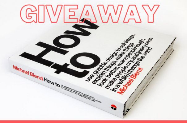 Book Giveaway: How to Use Graphic Design to Sell Things... bookgiveaway1 e1597998724742