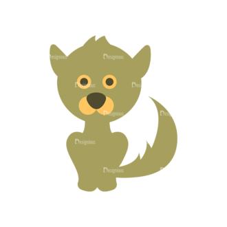 Cute Animals Cat Svg & Png Clipart Clip Art - SVG & PNG vector