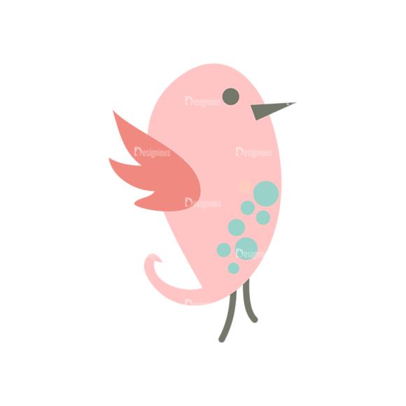 Cute Birds Bird Svg & Png Clipart cute birds vector set 2 vector Bird 15