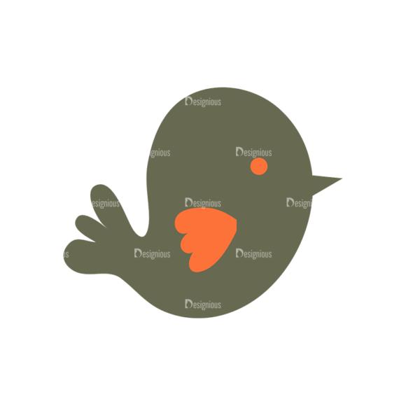 Cute Cats Icons Bird Svg & Png Clipart Clip Art - SVG & PNG vector