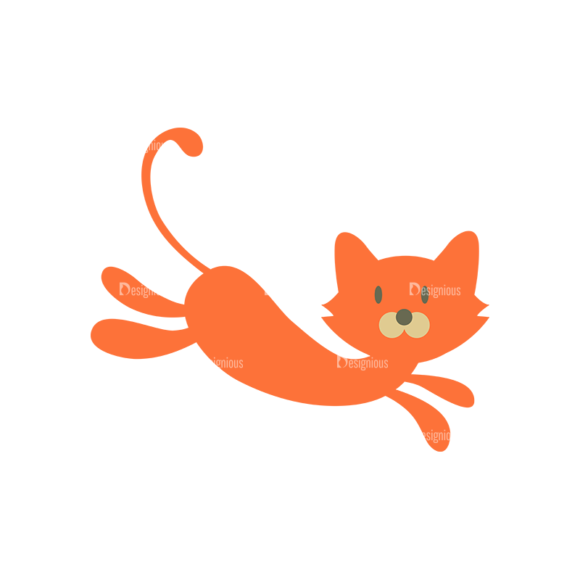 Cute Cats Icons Cat Svg & Png Clipart cute cats icons vector set 1 vector Cat 15