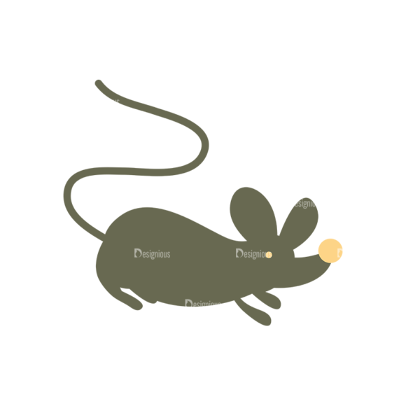 Cute Cats Icons Rat Svg & Png Clipart cute cats icons vector set 1 vector Rat