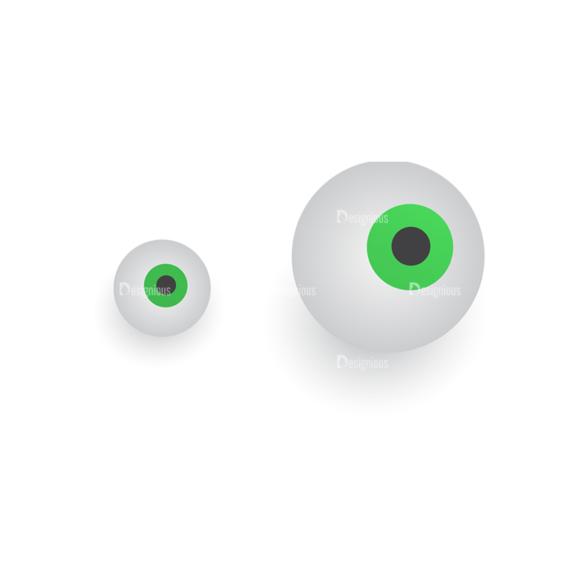 Cute Monsters Eyes Svg & Png Clipart cute monsters vector vector eyes 16
