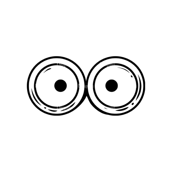 Cute Monsters Eyes Svg & Png Clipart cute monsters vector vector eyes 2 03
