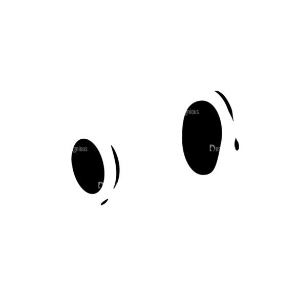 Cute Monsters Eyes Svg & Png Clipart cute monsters vector vector eyes 2 16