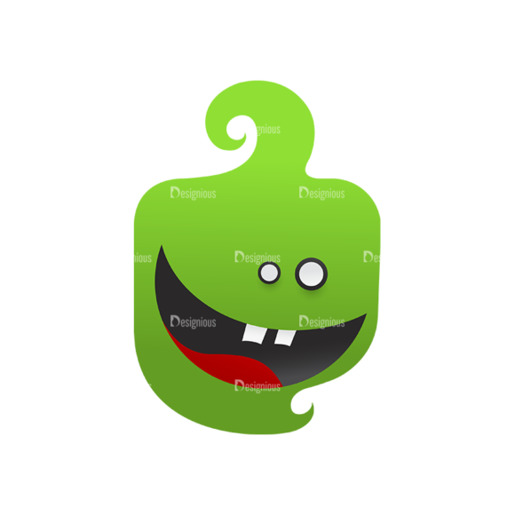 Cute Monsters Monster Svg & Png Clipart cute monsters vector vector monster 44