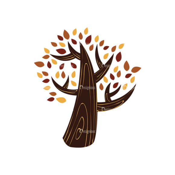Cute Wild Animals Tree Svg & Png Clipart Clip Art - SVG & PNG tree