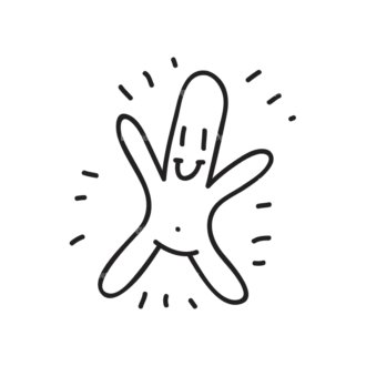 Doodle Monsters Monster Svg & Png Clipart Clip Art - SVG & PNG vector
