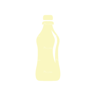 Fitness Flat Icons Water Bottle Svg & Png Clipart Clip Art - SVG & PNG vector