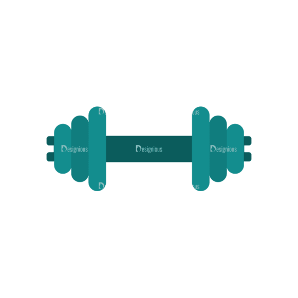 Fitness Trainer Barbell Svg & Png Clipart fitness trainer vector barbell