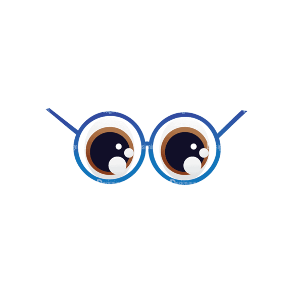 Geek Mascots Svg & Png Clipart geek mascots vector 37
