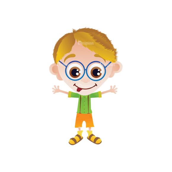 Geek Mascots Geek Mascot Svg & Png Clipart geek mascots vector geek mascot 02
