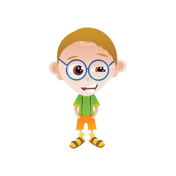 Geek Mascots Geek Mascot Svg & Png Clipart geek mascots vector geek mascot 17