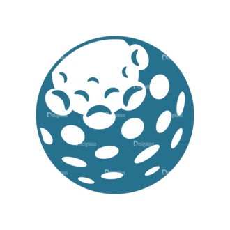 Golf Logos Ball Svg & Png Clipart Clip Art - SVG & PNG ball
