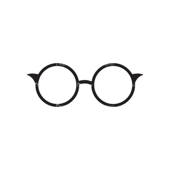 Manga Boy Eyeglass Svg & Png Clipart manga boy vector set vector eyeglass 59