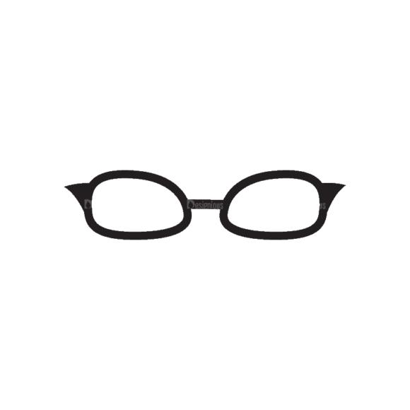 Manga Boy Eyeglass Svg & Png Clipart manga boy vector set vector eyeglass 61