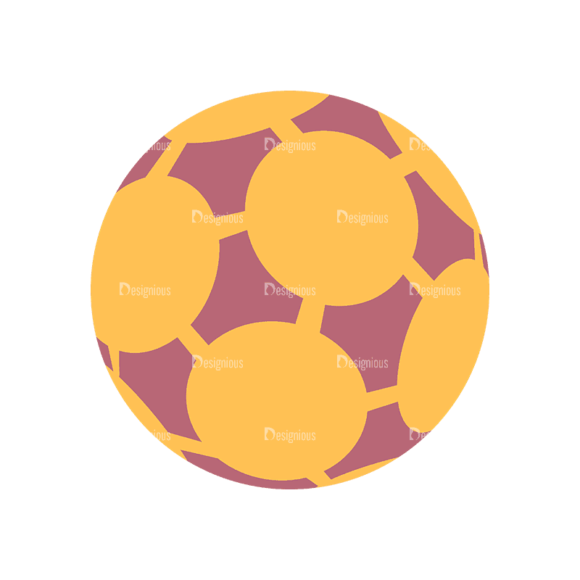 Soccer Ball Ball Svg & Png Clipart soccer ball vector set 1 vector ball 01