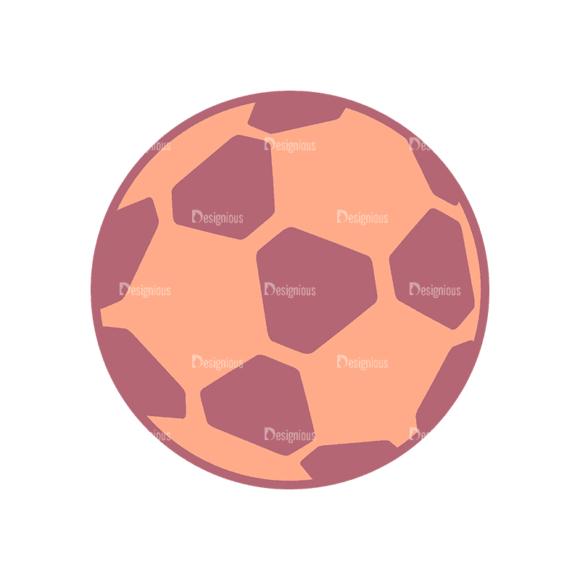 Soccer Ball Ball Svg & Png Clipart soccer ball vector set 1 vector ball 05
