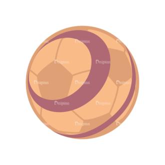 Soccer Ball Ball Svg & Png Clipart Clip Art - SVG & PNG ball