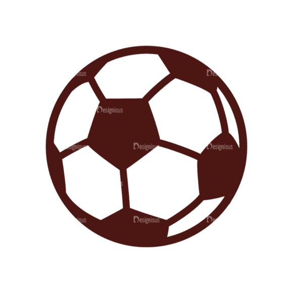Sport Elements Ball Svg & Png Clipart sport vector elements set 1 vector ball 03