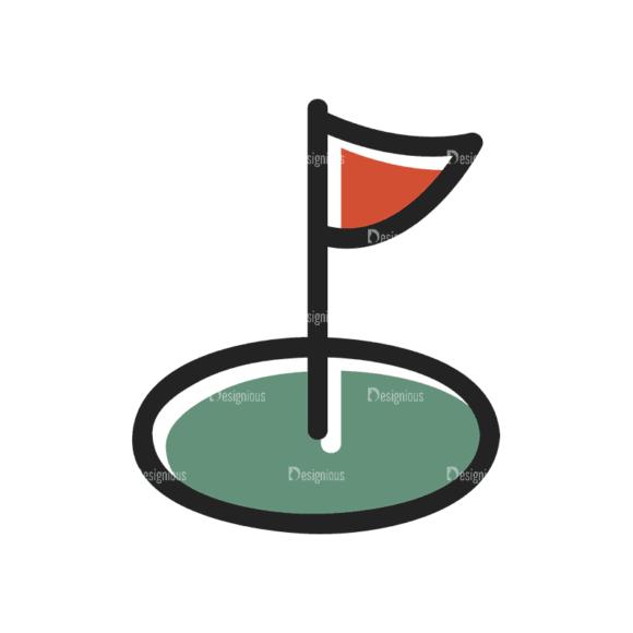 Sports Doodle Golf Svg & Png Clipart sports doodle vector set 3 vector golf