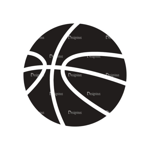 Sports Logos Basketball Svg & Png Clipart Clip Art - SVG & PNG vector