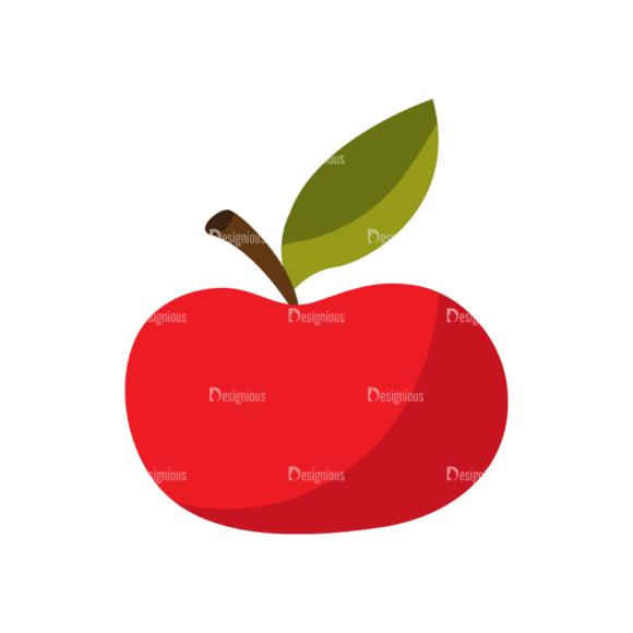 Sports Apple Svg & Png Clipart Clip Art - SVG & PNG vector