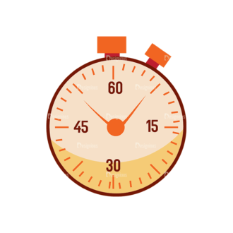 Sports Stop Watch Svg & Png Clipart Clip Art - SVG & PNG vector