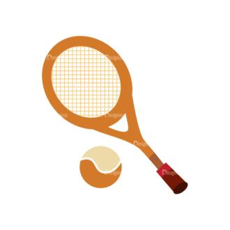 Sports Tennis Svg & Png Clipart Clip Art - SVG & PNG vector