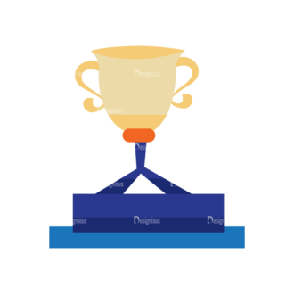 Sports Trophy Svg & Png Clipart Clip Art - SVG & PNG vector