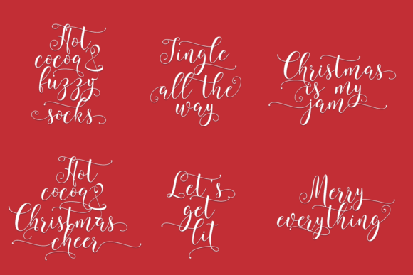 30x Christmas Quotes xmas pack 2 01