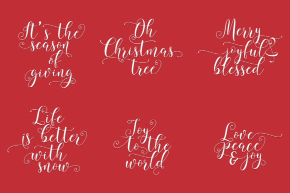 30x Christmas Quotes Vector packs vector