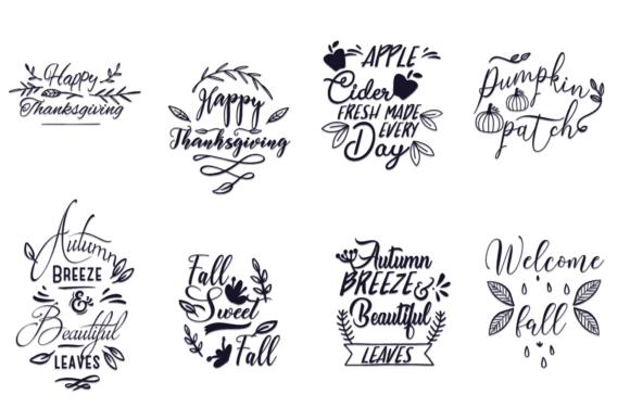 100x Quotes for Autumn AUTUMN bundle 0